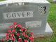 Frances Louise <I>Tucker</I> Gover