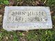 John Muste, Jr
