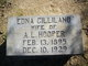 Profile photo:  Edna Pauline <I>Gilliland</I> Hooper