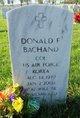 Profile photo:  Donald Eugene Bachand, Sr