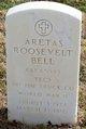 Profile photo:  Aretas Roosevelt Bell