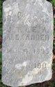 Profile photo:  A. O. Alexander