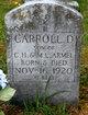 Carroll D. Armel