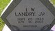 Isadore Waldon Landry, Jr