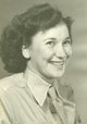 Profile photo:  Doris May <I>Gridley</I> Adams