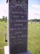 Martha Ann <I>Prichard</I> Graham