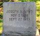 "Joseph Madison ""Joe"" Arps"