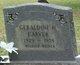 Geraldine H Carver