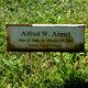 Alfred W. Armel