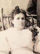 "Profile photo:  Harriet Delphine ""Hattie"" <I>Reynolds</I> Cummings"