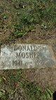 Donald S Mosher