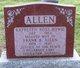Kathleen Ross <I>Bowie</I> Allen