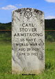 Profile photo:  Carl Stover Armstrong
