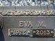 Profile photo:  Eva <I>Murph</I> Adams