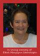 Profile photo:  Ethel Marylynn <I>Briles</I> Steenhagen