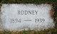 Rodney Allen