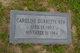 Profile photo:  Caroline <I>Durrette</I> Rew
