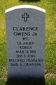 Profile photo:  Clarence Owens, Jr