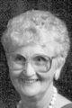 "Profile photo:  Geraldine L. ""Gerry"" <I>Minick</I> Anna"
