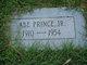 Profile photo:  Abe Prince, Jr