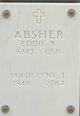 Madelyne Louise <I>Gabbert</I> Absher