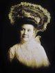 "Profile photo:  Mary Elizabeth ""Lizzie"" <I>Chance</I> Buchan"