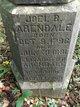 Joel Blackwell Arendale