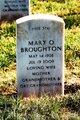 Mary O Broughton