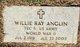 Willie Ray Anglin