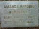 Profile photo:  Amanda <I>Harding</I> Bondurant