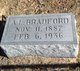 Profile photo:  A.L. Bradford