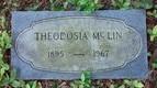 Theodosia McLin