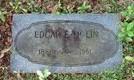 Edgar E McLin