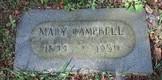 Mary Mae Campbell