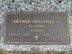 Profile photo:  Arthur Herbert Hullings, Sr