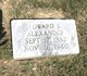 Edward Everett Alexander