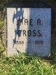 Profile photo:  May A Cross