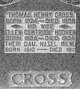 Ellen Gertrude <I>Hoover</I> Cross