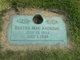Profile photo:  Bertha May <I>Fisher</I> Andrews