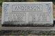 Mary E <I>Furtick</I> Anderson