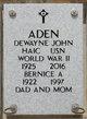 Profile photo:  Bernice A Aden