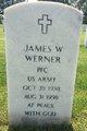 James W Werner