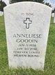 Anneliese <I>Steinhauer</I> Goodin