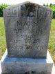 Mary Beynon