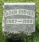 Profile photo:  Adam Booher