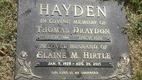 Thomas Draydon Hayden