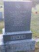 Profile photo:  Albion F. Buker