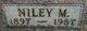 Niley L <I>Stillabower</I> Armuth