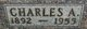 Charles Albert Chasteen