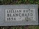 Lillian Ruth <I>Rigger</I> Blanchard